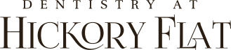 Dentistry at Hickory Flat Canton dentist logo