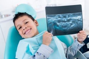 Your dentist in Canton provides orthodontic consultations for children.